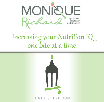 Monique Richard is a registered dietitian nutritionist located in Northeast Tennessee