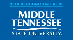 MTSU recognition